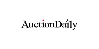 auction daily tranh sơn dầu độc bản